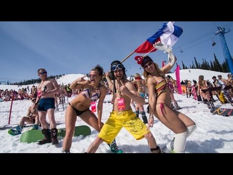 Hors piste, fêtes et alcool: les folies des stations de ski