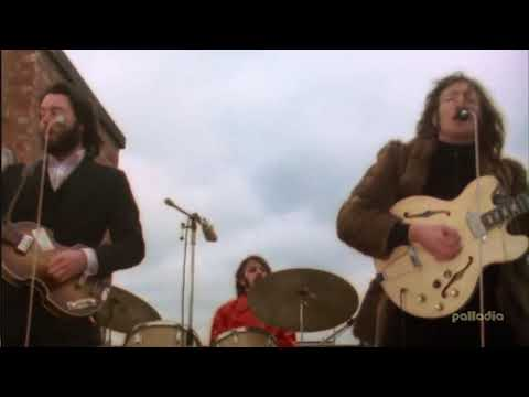 THE BEATLES AT THE ROOFTOP : DON''T LET ME DOWN 2