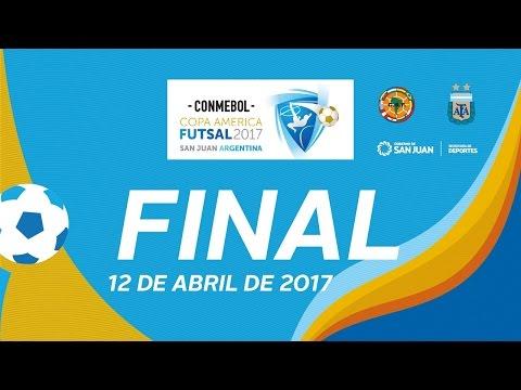 FINAL - Copa América de Futsal 2017