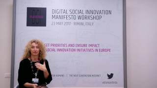 Social Innovators for the Next Generation Internet - Laura Sartori, Bologna University