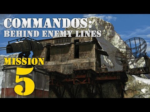 Commandos: Behind Enemy Lines -- Mission 5: Blind Justice  