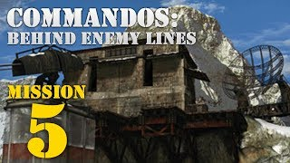 Commandos: Behind Enemy Lines -- Mission 5: Blind Justice