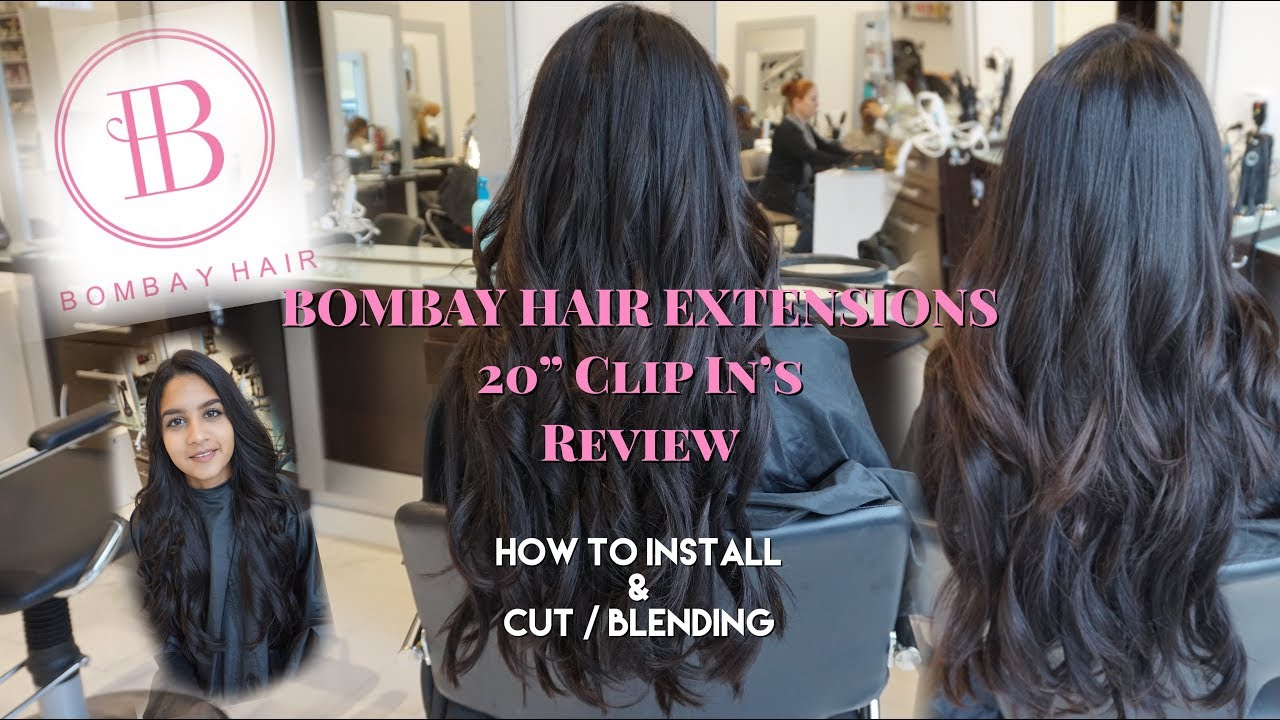 Affordable Hair Extentions That Are Great Quality Bombay Clip In