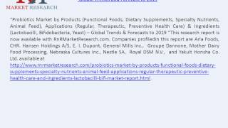 Food & Beverage Metal Cans Market By Geography & Global Forecast to 2019