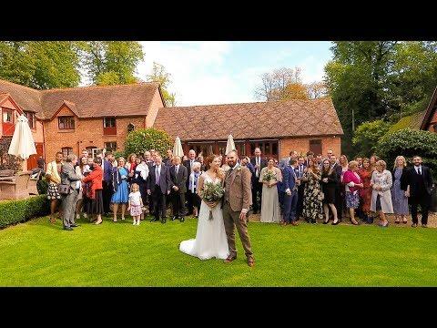 Hannah & Ryan Bandy - The Wedding 16th September 2017