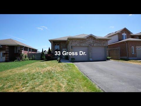 33 Gross Drive, Barrie