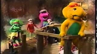 Barney Says Segment (Gone Fishing!)