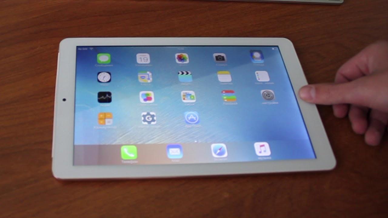 iPad Air 2 - полный обзор. Сравнение iPad Air 2 и iPad Air. - YouTube