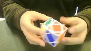 3x3x3 Rhombic Dodecahedron (LanLan 12-sided Skewb)