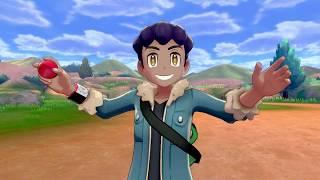 Pokemon Sword - 0 Exp Part 2: Yes Hop I Know About Type Advantages