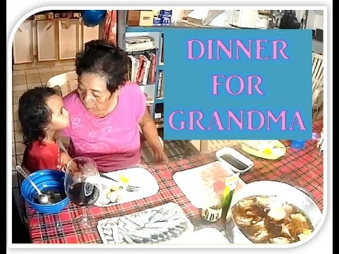 How to Cook for Mom: A Palauan Dinner