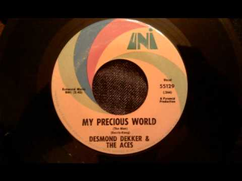 Desmond Dekker and The Aces - My Precious World - Jamaican Soul Ballad