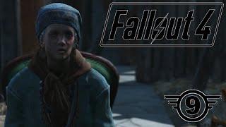 Fallout 4. ОБЩИНА. Часть 9 Осторожно летсплей