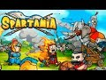 Spartania The Orc War! Strategy & Tower Defense! Clone Armies! оборона крепости!
