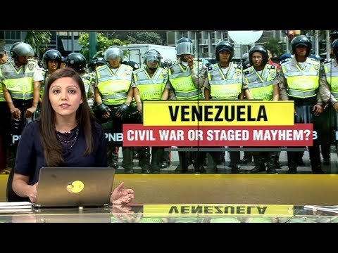 Is Venezuela on a path to civil war? (WION Gravitas)