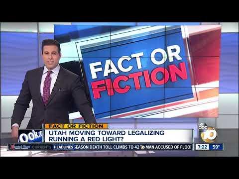 Lewis & Logan - Utah Making It Legal To Run A Red Light?
