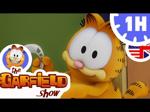 THE GARFIELD SHOW - 1 Hour - New Compilation #06
