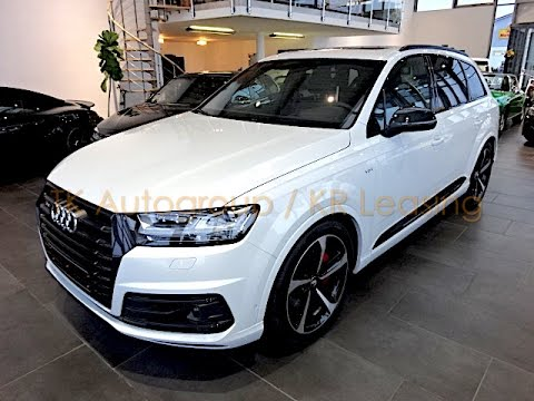 audi sq7 mod 2017 youtube. Black Bedroom Furniture Sets. Home Design Ideas