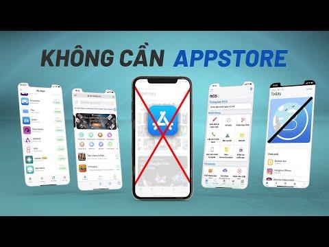 3 kho ứng dụng cho iPhone mà 69% người dùng không biết