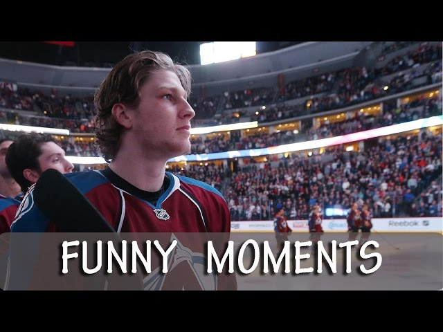 Nathan Mackinnon - Funny Moments [HD]