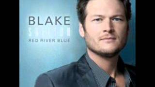 ol red blake shelton with lyrics