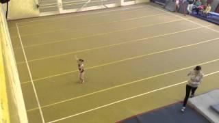 Вольные упражнения 1 юношеский разряд