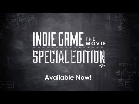 100 new minutes of epiphany and online angst delivered in Indie Game: The Movie Special Edition