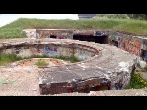 Abandoned Fort In Sydney Mines, NS - Explore Cape Breton