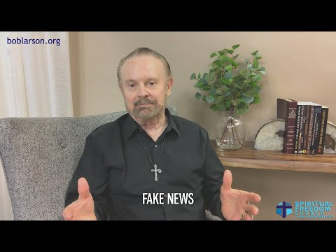 Beware Christian fake news - Bob's VLOG from YouTube · Duration:  4 minutes 59 seconds