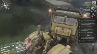 unplanned spintires multiplayer live stream from 15/10/15