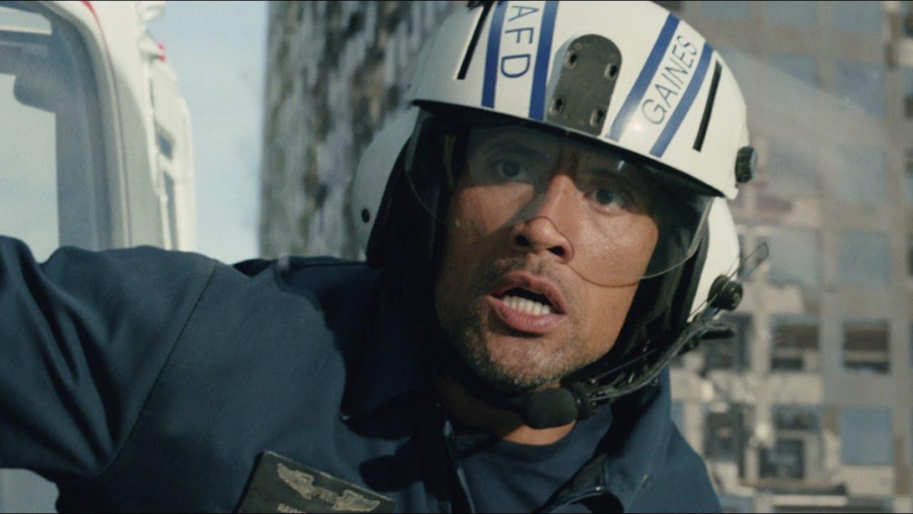 Terremoto: A Falha de San Andreas - Trailer Oficial 3 (leg)