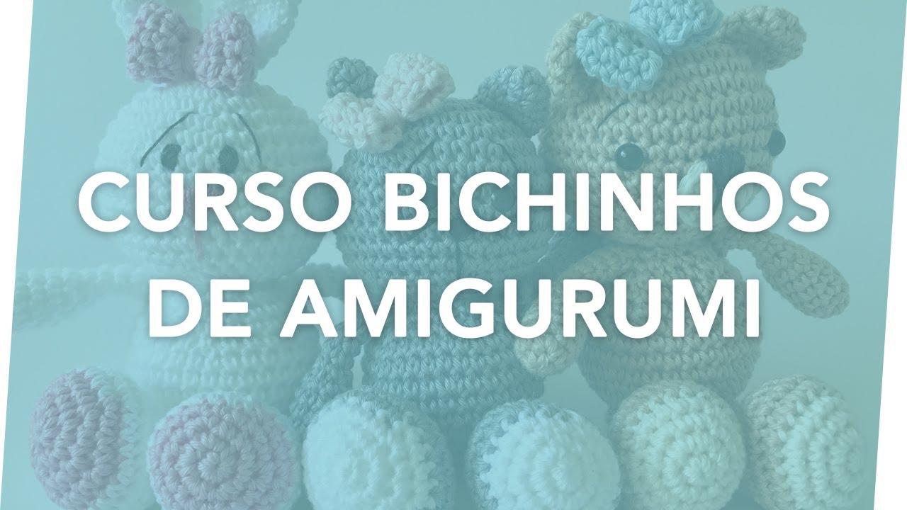 Conheça os Amigurumi! Receitas de bichinhos de crochê passo a ... | 720x1280
