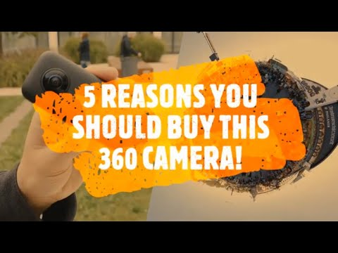 The Perfect 360 Camera? 5 Reasons You Should Buy Insta360 ONE X Camera