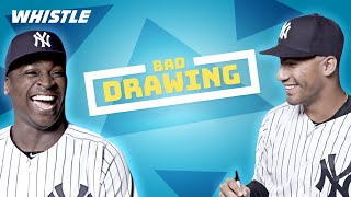 New York Yankees FAST Drawing | Didi Gregorius vs. Gleyber Torres