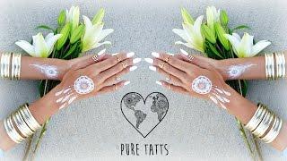 Temporary White Tattoos | Pure Tatts Dopeness