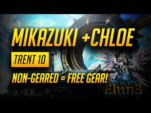 ElunE: Mikazuki Early Game? = EZ Trent 10!?!? = EZPZ GEAR