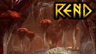 The Dreadveil - There is NO Escape! - Rend Survival Gameplay Part 11 (Fungal Jungle & Tool Upgrades)