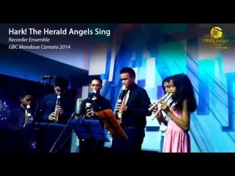 Hark! the Herald Angels Sing - Recorder Ensemble