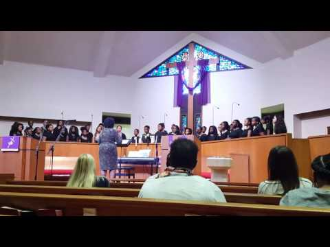 Johnnie Carr International Baccalaureate Middle School  6th grade chorus