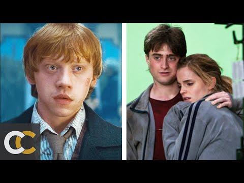 СТРОГИЕ ПРАВИЛА на съёмках Гарри Поттера