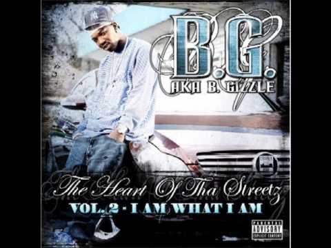 Face Up - B.G. The Heart Of Tha Streetz, Vol.2