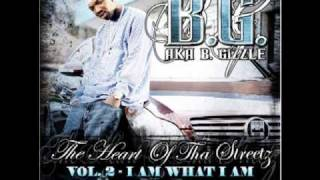 Face Up - B.G. The Heart Of Tha Streetz, Vol.2