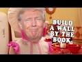 Cooking By The Book but it's Donald Trump