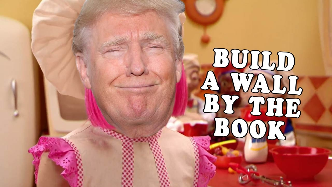 Cooking By The Book But Its Donald Trump YouTube
