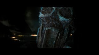 Сражение с биологическим оружием в мясной лавке. Обитель зла: Последняя глава. 2016