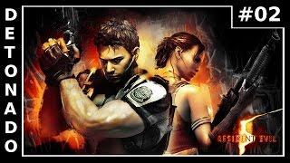 Resident Evil 5 COOP Detonado #02 [13+]