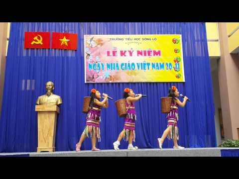 Cô giáo em là hoa Eban - Trường tiểu học Sông Lô Q.Phú Nhuận
