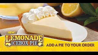 Carbs - Popeyes Lemonade Icebox Pie