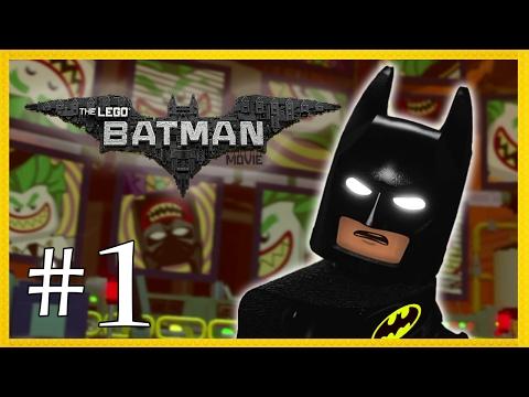 LEGO BATMAN LE FILM #1 FR