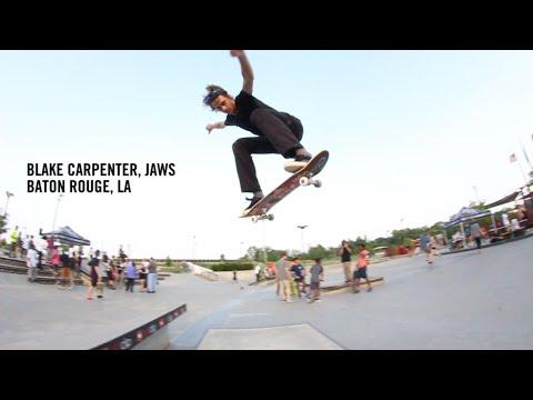 Blake Carpenter, JAWS in Baton Rouge, Louisiana